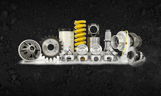 SPARE PARTS THAT FIT YOUR BUSINESS